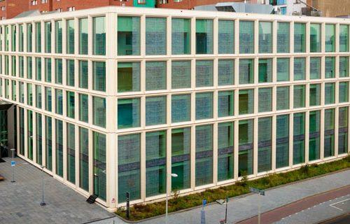 Imaging Centre VUmc A'dam. Als directeur Installatietechniek ULC.