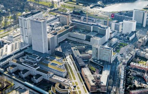 Nieuwbouw Erasmus MC te Rotterdam (2009 t/m 2017). Rol projectdirecteur.